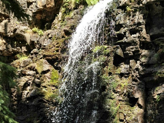 Memorial Falls Neihart Little Belt Mountains