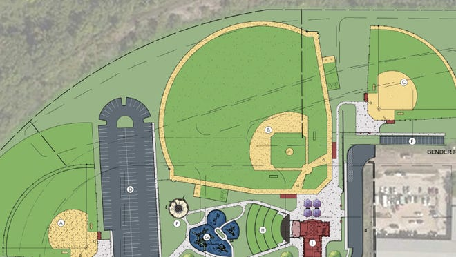 Nicolet has partnered with MSOE to build a collegiate-level baseball field, as well as two softball fields, at Richard E. Maslowski Glendale Community Park.