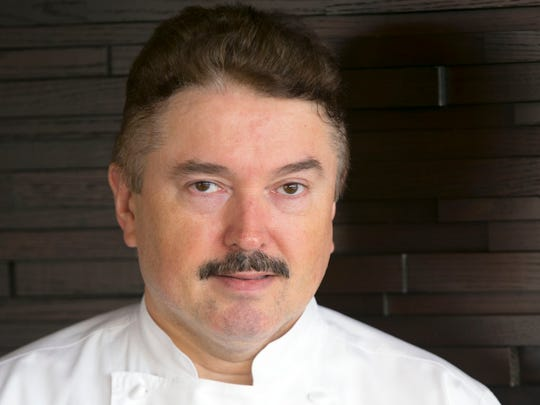 Chef Jacques Qualin of J&G Steakhouse at The Phoenician.