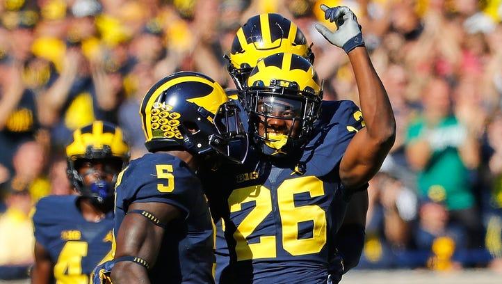 Jourdan Lewis returns - and makes a big impact for Michigan football