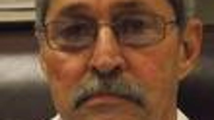Sedinger wins right to replace retiring sheriff