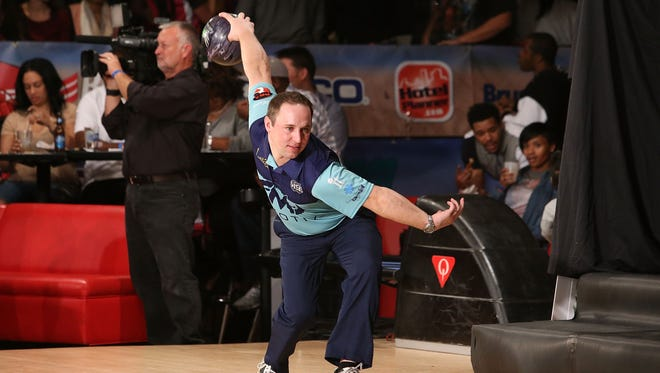 FILE -- Pro bowler Ronnie Russell attends the Chris Paul PBA Celebrity Invitational Bowling Tournament at AMF Bowl-O-Drome on January 8, 2015 in Torrance, Calif.