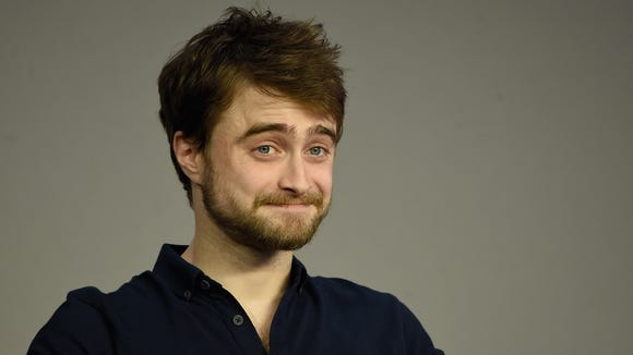 Daniel Radcliffe will star as an angel (with Owen Wilson