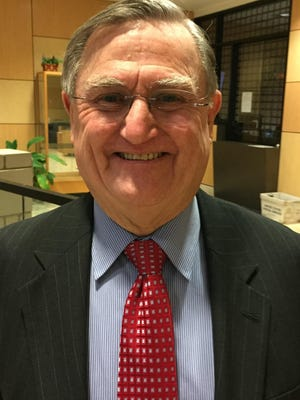 Erlanger City Council Attorney Frank Wichmann