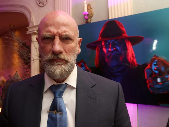 """Actor Graham McTavish, who has appeared in """"The Hobbit"""""""