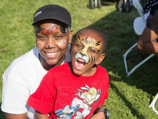 Camden Jam will features a kids zone with family fun.
