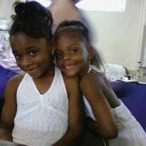 The Thomas sisters, Trinity and Tesia: Outstanding in their own way