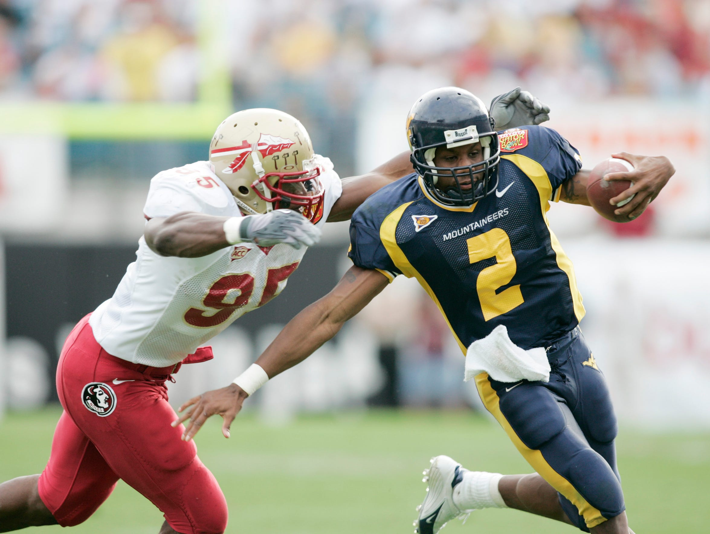 Florida State Seminoles defensive end Kamerion Wimbley