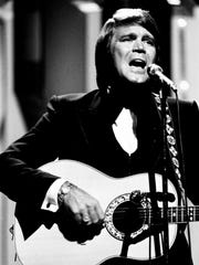 Glen Campbell is suffering from Alzheimer's disease.