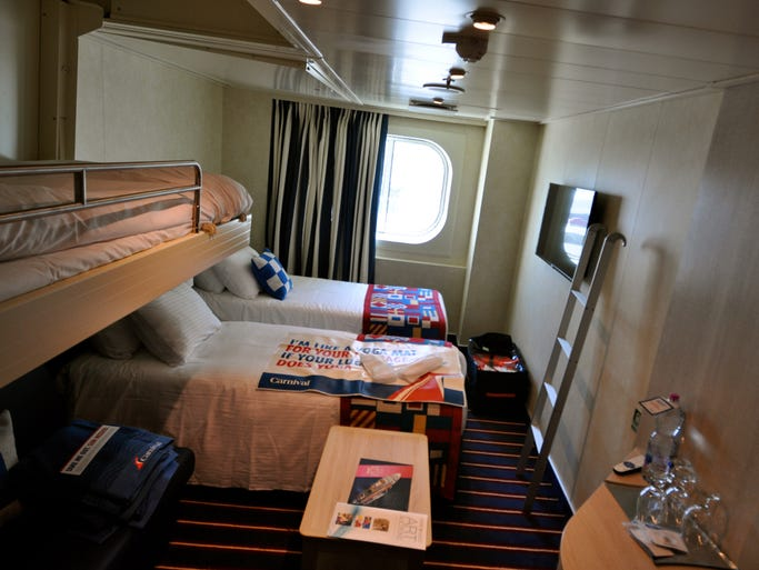 First Look: Inside Carnival Cruise Line's New Carnival Vista