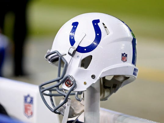USP NFL: DIVISIONAL ROUND-INDIANAPOLIS COLTS AT DE S FBN USA CO