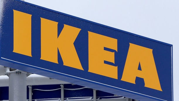 The Milwaukee County Transit System will begin bus service to the new Ikea store in Oak Creek on Sunday.