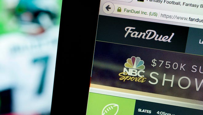 FanDuel and DraftKings have come under fire recently after allegations of possible insider trading.