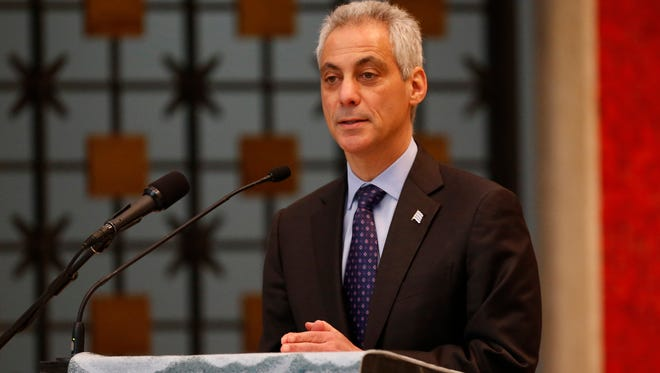 Chicago Mayor Rahm Emanuel cut short his vacation to Cuba this week to return to the city following a police shooting Saturday that left two people dead.