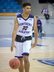 Rasheide Bell averaged 11.1 points per game in one season at KWC.