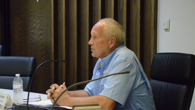 Ward 2 candidate Bob Weaver