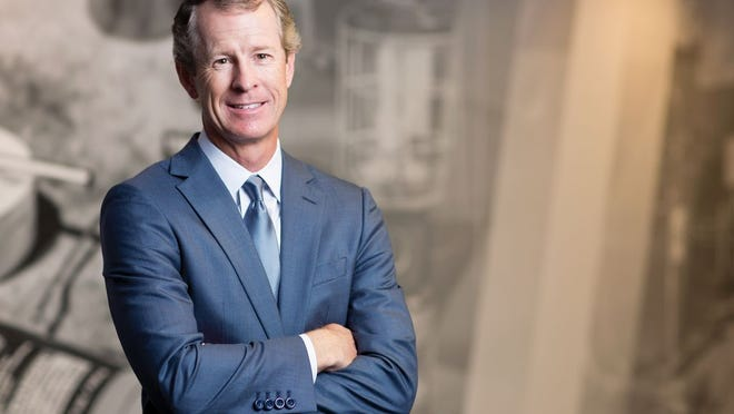 Andy Rose, the first non-McConnell to lead the company in more than 70 years, is the newly named CEO of Worthington Industries.