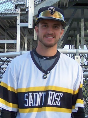 Edison graduate Tyler Ungerland was named Male Athlete of the Year at The College of Saint Rose.
