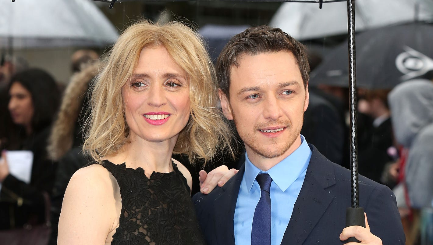 James McAvoy, Anne-Marie Duff announce divorce