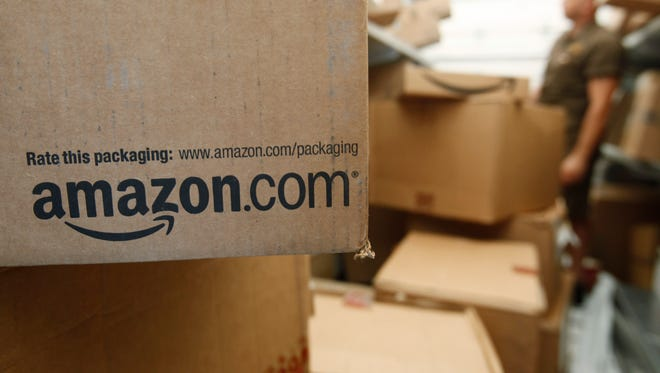 Amazon will start collecting online sales tax and returning it to Mississippi.
