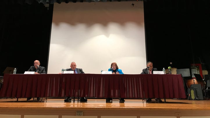 Pompton Lakes Council candidates talk redevelopment, pollution, flooding