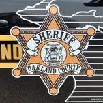Oakland County Sheriff's logo.