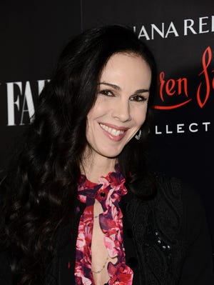 Fashion designer L'Wren Scott at the Banana Republic L'Wren Scott Collection launch party in West Hollywood, Calif. in November 2013. Scott was found dead March 17, 2014, in Manhattan of suicide.