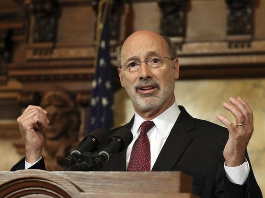 Pennsylvania Governor (2)