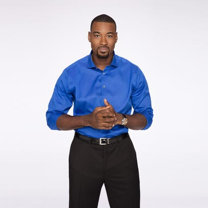 """Calvin Johnson won his face-off against actress Terra Jole on """"Dancing with Stars."""""""