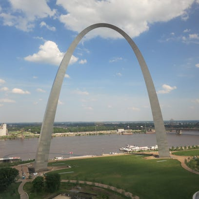 Revitalized Gateway Arch in St. Louis reopens just in time for July 4