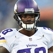 Vikings RB Adrian Peterson was deactivated by the team following his indictment in Texas.