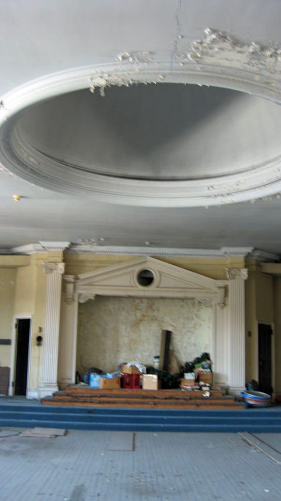 Gethsemane Hall second floor