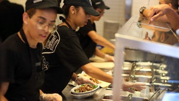 Chipotle reported second quarter results Thursday.