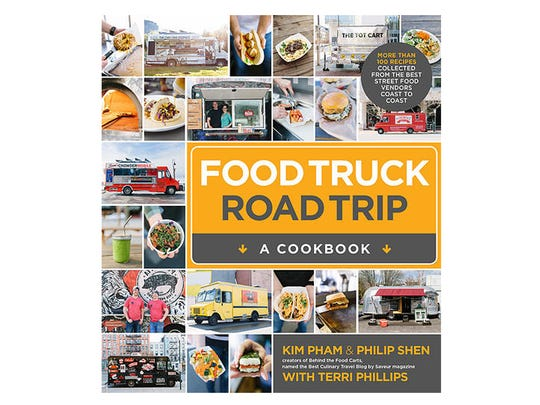 "Give the foodie in your life ""Food Truck Road Trip"""