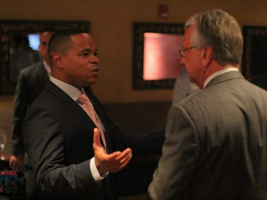 Robert Martin entered the Wilmington mayoral race Friday, the only Republican to do so.