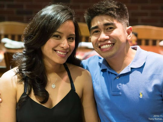 Carlo and Richelle Rada are clinical dietitians. Carlo