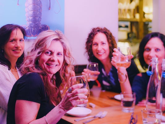 Girl's Night Out 2017 in Somerville, New Jersey