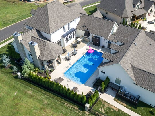 In expensive homes, it's becoming more and more common