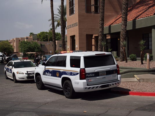 Phoenix officer-involved shooting
