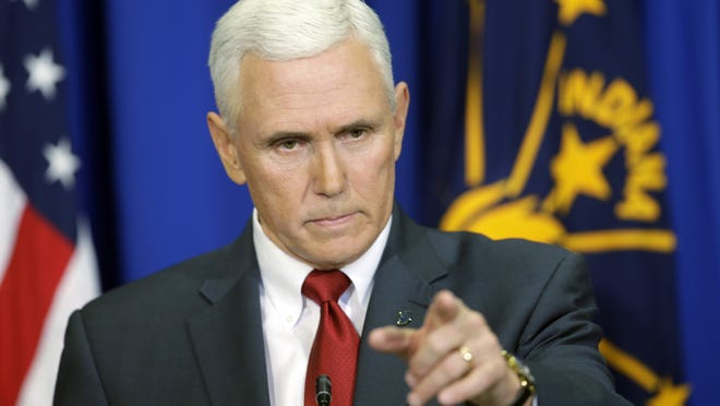 Indiana Gov. Mike Pence now says he wants legislation on his desk to clarify that the state's new religious-freedom law does not allow discrimination against gays and lesbians, after he previously said the law didn't allow for such actions.