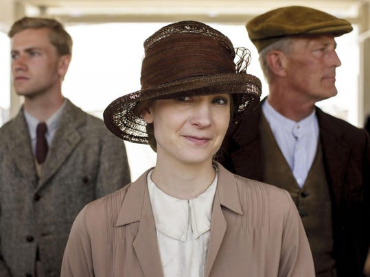 TV Downton Abbey Stars (3)