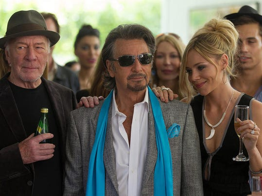 Movie review: Nobody plays Pacino like Pacino in 'Danny Collins'