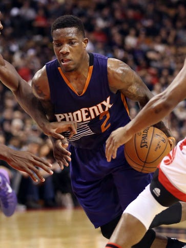 Eric Bledsoe had a team-high 20 points and 11 assists