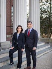 Morris County Republican Freeholder candidates Aura