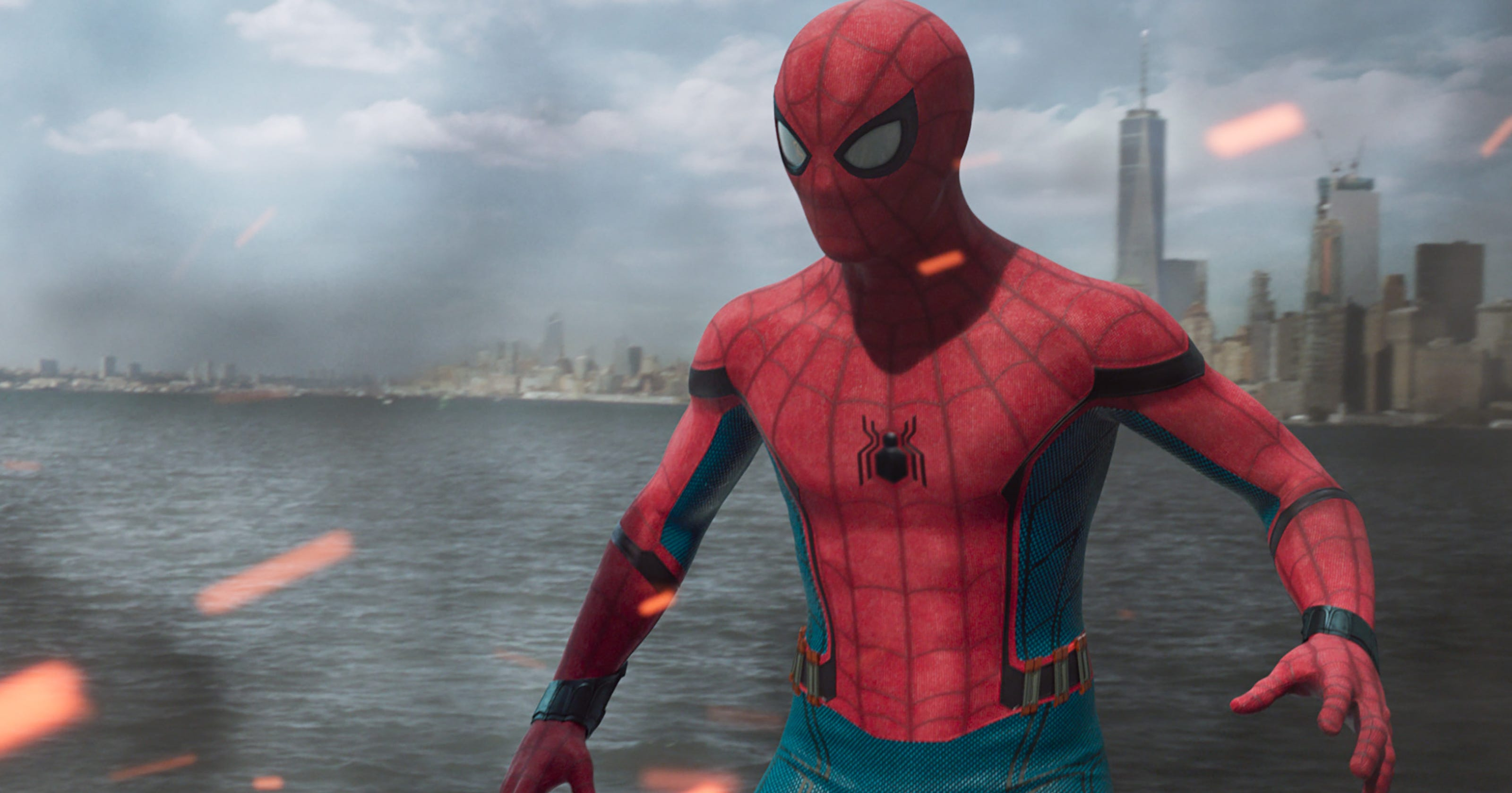 bd5c24e27f18a Let's decode the 'Spider-Man: Homecoming' ending and bonus scenes  (spoilers!)