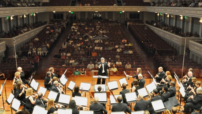 The Nashville Symphony Free Day of Music is set for Sept 27, with four stages of music throughout the day.