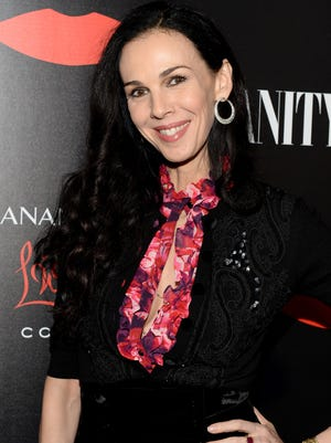 L'Wren Scott attended the launch celebration of her Banana Republic collection on Nov. 19, 2013 in Los Angeles.