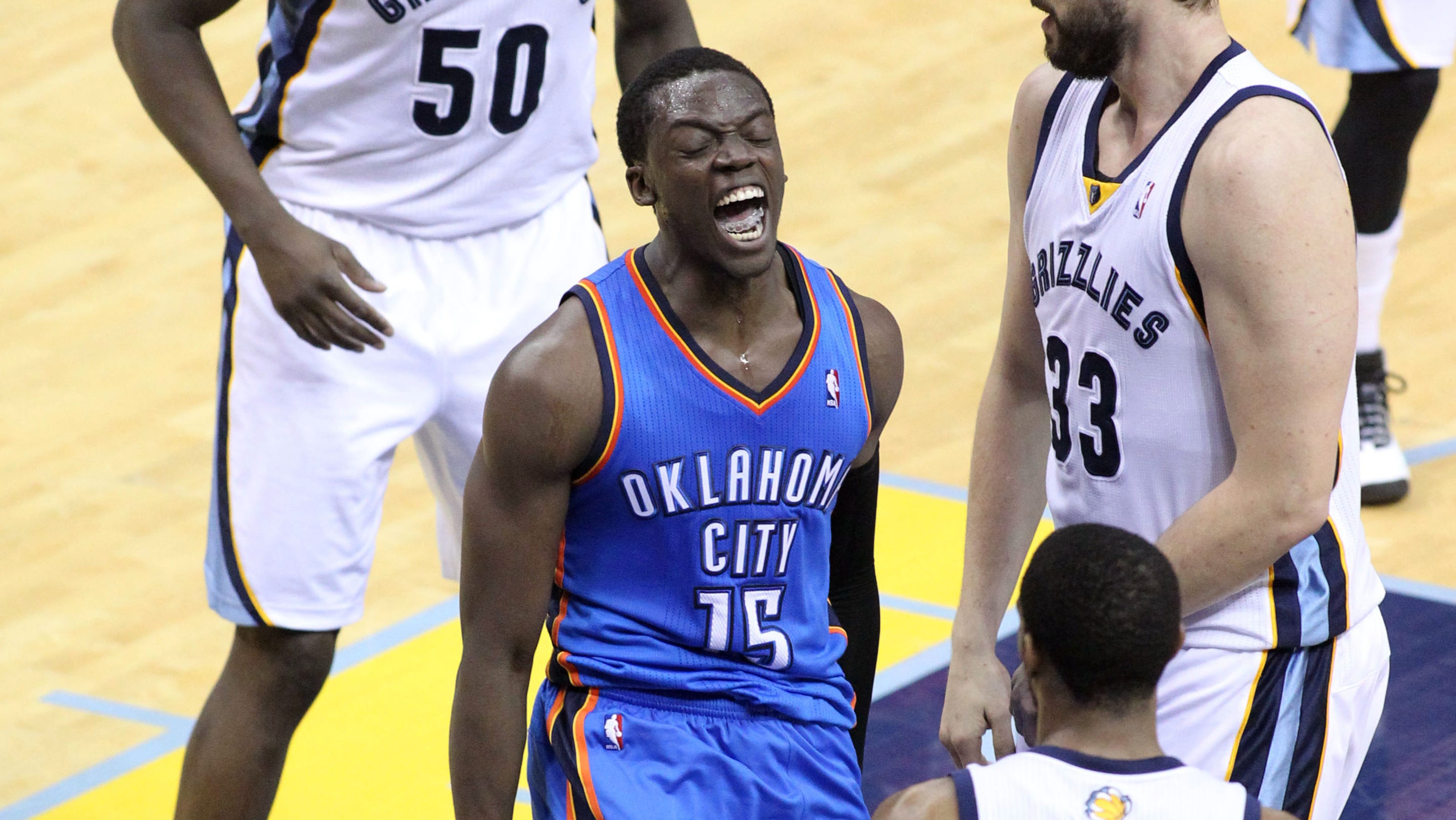 reserve jackson not durant or westbrook leads thunder
