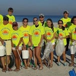 A post-July Fourth beach clean-up is slated for Saturday, July 5, at South Beach access, 8-10 a.m.