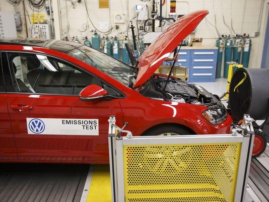 BLM VW EMISSIONS TEST A FIN USA CA